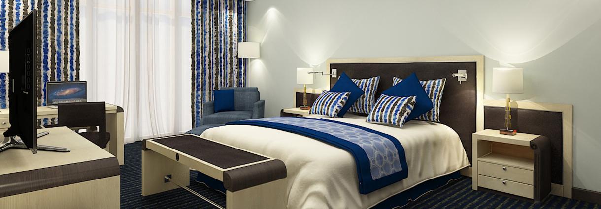 HOTEL DE LUXE QATAR - Vichy by Retaj