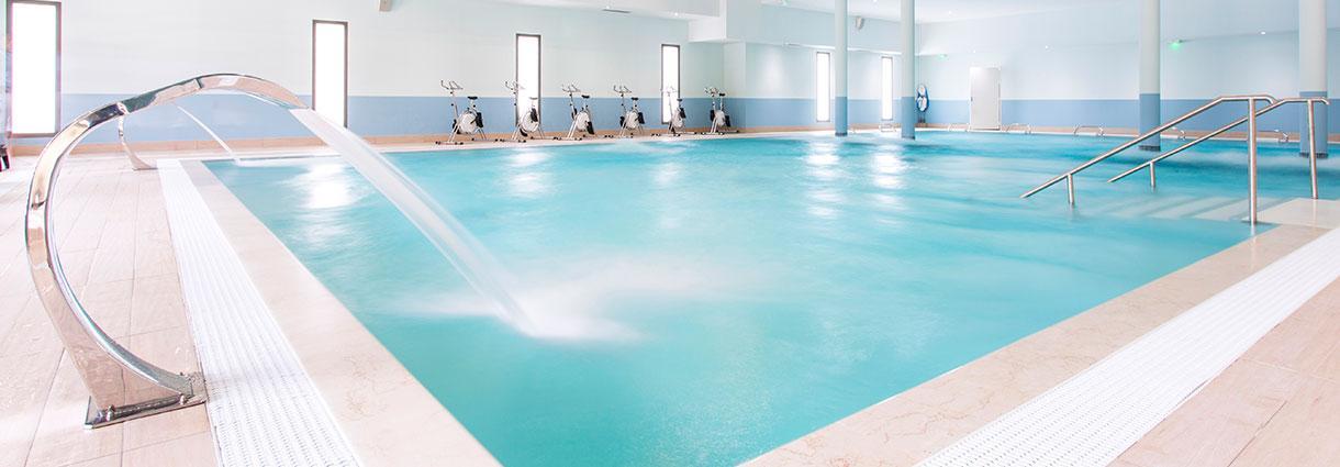 Indoor Pool Juvignac