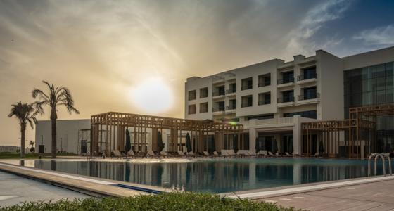 Hôtel Vichy Célestins Salwa Qatar