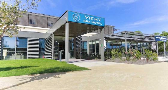 VICHY SPA HOTEL Juvignac Montpellier