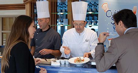 Cuisine Hotel SpaVichy